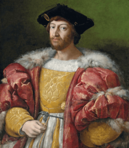 <center>Lorenzo di Piero de' Medici</center>
