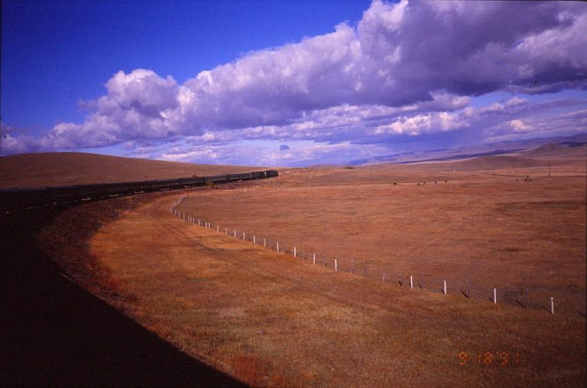 Into Mongolia, 1991