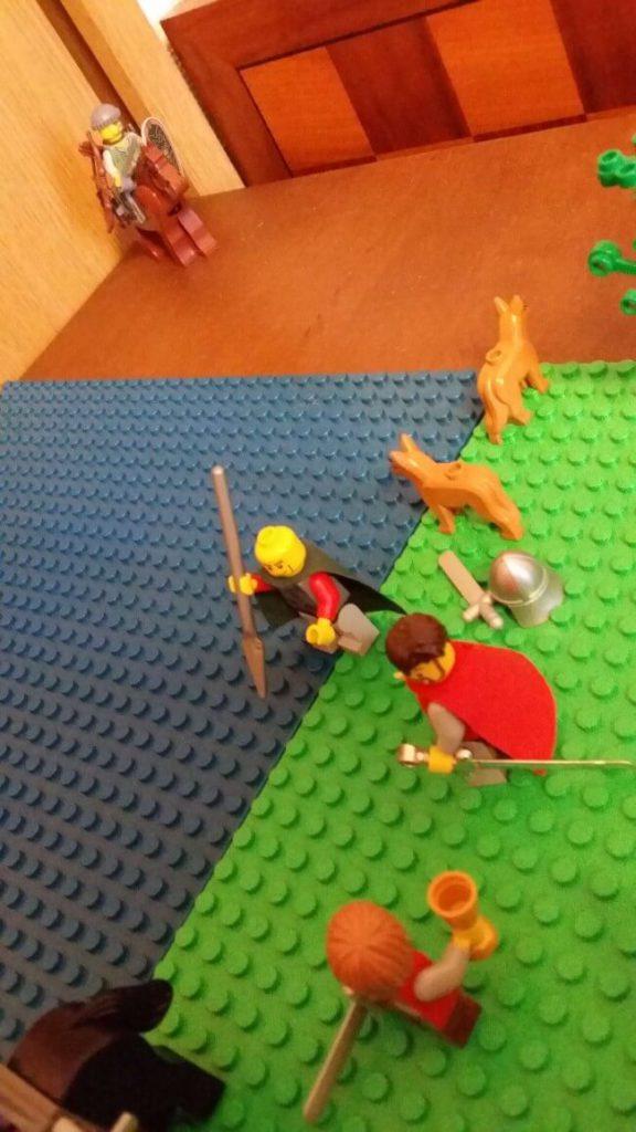 medieval fishing