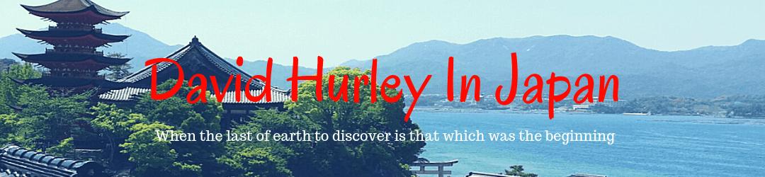 David Hurley In Japan